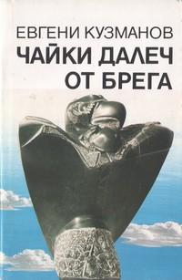 Чайки далеч от брега — Евгени Кузманов (корица)